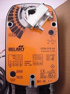 Belimo Actuator Lf24 3 s Us Ships The Same Day Of The Purchase