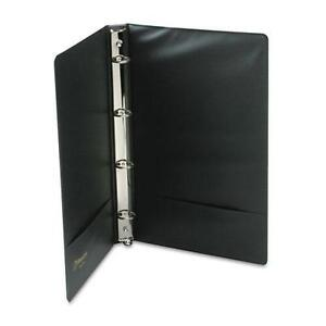 Wilson Jones 80674 Legal Size 4 ring Binder 14 X 8 1 2 1 Capacity Black