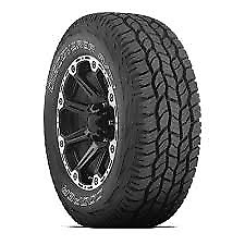4 New Lt265 70 17 Lre Cooper Discoverer At3 70r R17 All Terrain Truck Tires