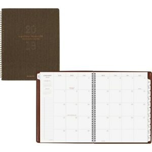 At a glance Signature Collection Monthly Planner Olive Green Yp90014