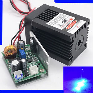 Engraving 3w 3 5w 450nm Blue Laser Module ttl cut burning gift Goggle