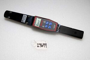 Snap on Electrotork Torque Wrench 5 50 Ft lb inv 29699