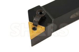 Out Of Stock 90 Days Shars 1 2 X 4 Rh Mtjn Indexable Tri lock Turning Tool
