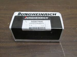 Jungheinrich 24v Main K1 Contactor 50007895 Ju50007895 New Sealed Free Shipping
