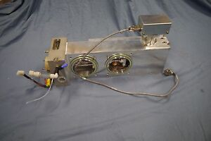 Micromass Lct Mass Spectrometer Vacuum Chamber Assembly