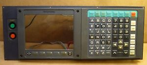 Yasnac I80 Operator Interface Keyboard Panel With Jancd fc904 Fc900b