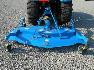 Ls 84 3 point Finish Mower Rear Discharge Excellent Quality Price