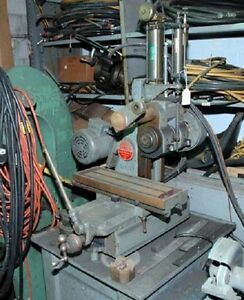 Barker Horizontal Milling Machine inv 8124