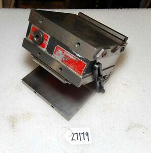 Suburban Combination Sine Plate And Magnetic Chuck inv 27179