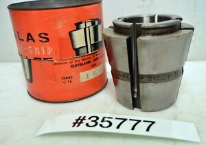 Balas Flexi grip Series C16 Collet 1 5 8 Inch Nos inv 35777