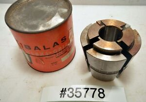 Balas Flexi grip Series C16 Collet 1 1 8 Inch Nos inv 35778