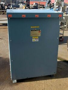 Powerformer Dry Type 300 Kva Transformer inv 15636
