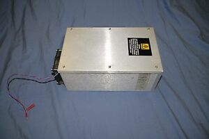 Unit From Waters Micromass Zq 2000 Mass Spectrometer