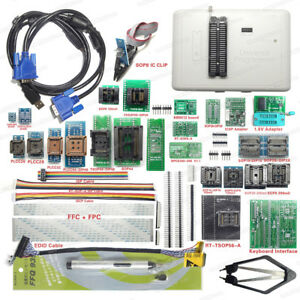 Rt809h Emmc nand Flash Programmer 31 Adapters With Cabel Emmc nand suction Pen