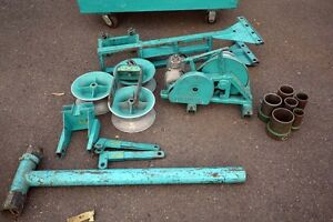 Greenlee Cable Puller Tugger 640 4000 Pounds inv 32021