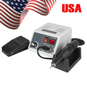 Usa Dental Lab Electric Marathon Polisher Polishing Micromotor 35k Rpm Handpiece