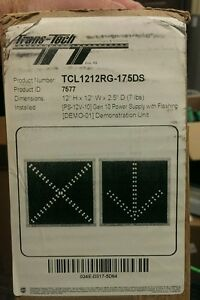 Led Traffic Controller Tcl 1212rg 175ds