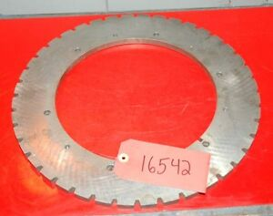 Hartford Master Plate 40 Notch For 24 Inch Super Spacer inv 16542