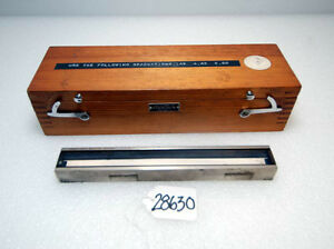 Opto Metric Tools Optical Scale inv 28630