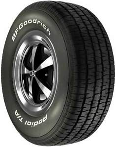 1 New Bfgoodrich Radial T A Spec P195 60r15 87s Tire
