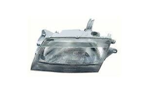 Replacement Eagle Eyes Mz219 B001l Driver Side Headlight For 97 98 Mazda Protege