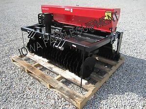 Overseeder Inner Seeder Drill No min Till Drill Planter 6 Kasco Vari Slice