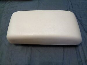2006 2007 2008 2009 Ford Fusion Tan Center Console Lid Storage Armrest