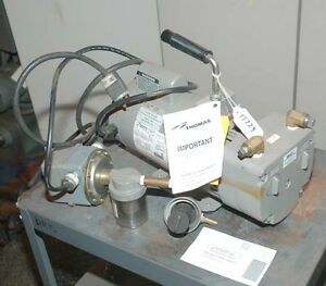 Welch thomas Dry Vane Rough Vacuum Pump Inv 17729