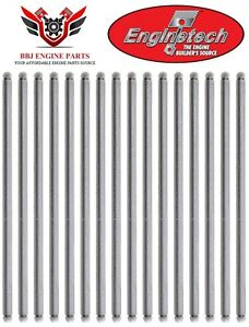 16 Enginetech Chevy Bbc 454 7 4 Push Rods 1996 1997