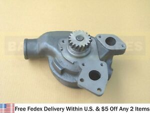 Jcb Parts Water Pump part No 02 201630 Or 02 201457 Or 332 h0893