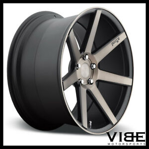 19 Niche Verona Machined Concave Staggered Wheels Rims Fits Acura Tl