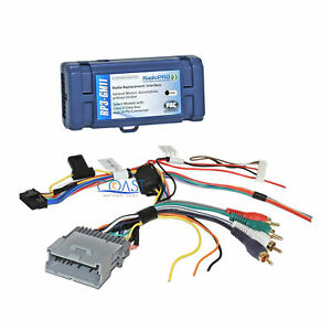 Car Radio Stereo Replacement Interface W Swc Retention For 2000 Gm Chevrolet