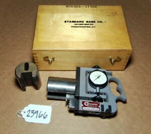 Standard Gage Versa dial With Case Cs89 3 inv 23966