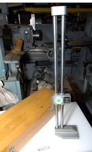 24 Height Gage No Name Of Id On Tool inv 26728