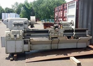 Monarch Engine Lathe 20 X 72 inv 32646