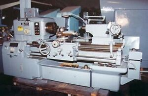 Monarch Model 613 Lathe inv 3295