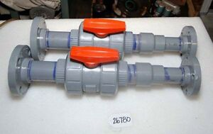 Nibco Flanged 2 Ball Valve 2 Items
