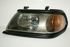 2000 2004 Mitsubishi Montero Sport Headlight Front Lamp Left Lh 2001 2002 2003