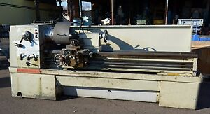 Clausing Colchester 21 Inch Lathe inv 31816