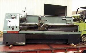 Clausing Colchester Lathe inv 3289