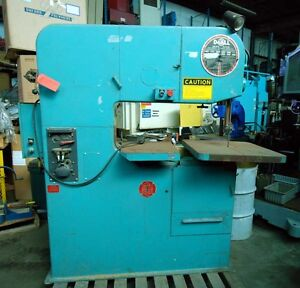 Do all 36 Inch Vertical Band Saw Model 3612 inv 29732