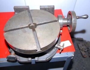 Troyke U 12 Rotary Table 12 Inch inv 20484