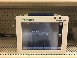Welch Allyn Propaq Cs 242 Patient Monitor Refurbished certified clearance