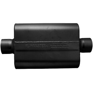 Flowmaster 943040 40 Series Delta Flow Muffler 3 Center Inlet Center Outlet