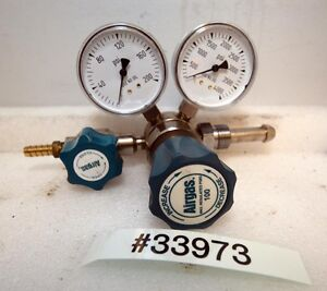 Airgas Y11 n245d Brass High Purity Single Stage Regulator inv 33973