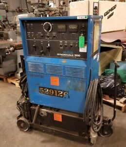 Miller Syncrowave 300 inv 31822