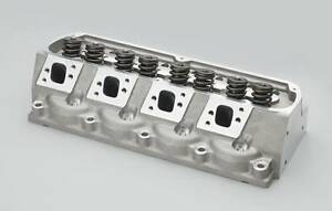 Trick Flow Ford High Port Sbf 225cc Cnc Ported Aluminum Cylinder Heads 70cc New