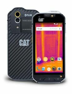 Flir Cat S60 Gsm Smartphone With Thermal Imaging 80 X 60 Resolution 9hz