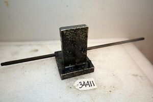 Trav a dial Spindle Readout Mounting Bracket For 7a Dial inv 34411