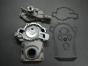 401 425 Buick Nailhead New Timing Cover Water Pump Gasket Set 62 63 64 65 66